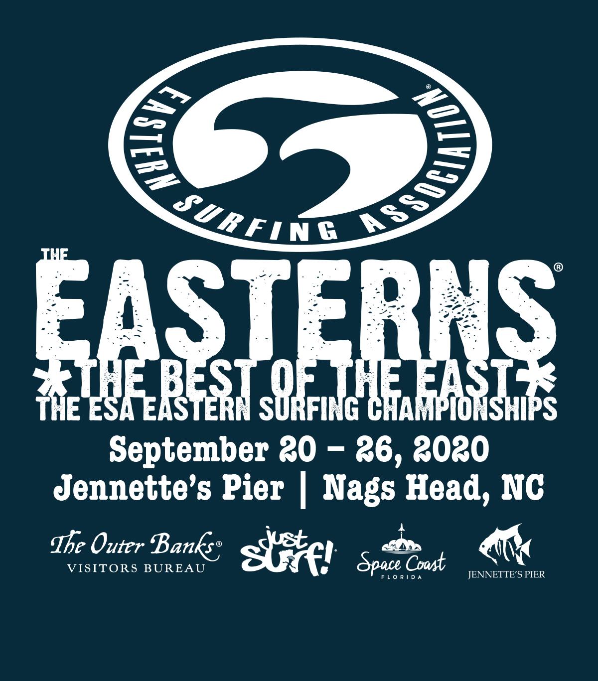 2020 Easterns Presenting Sponsors