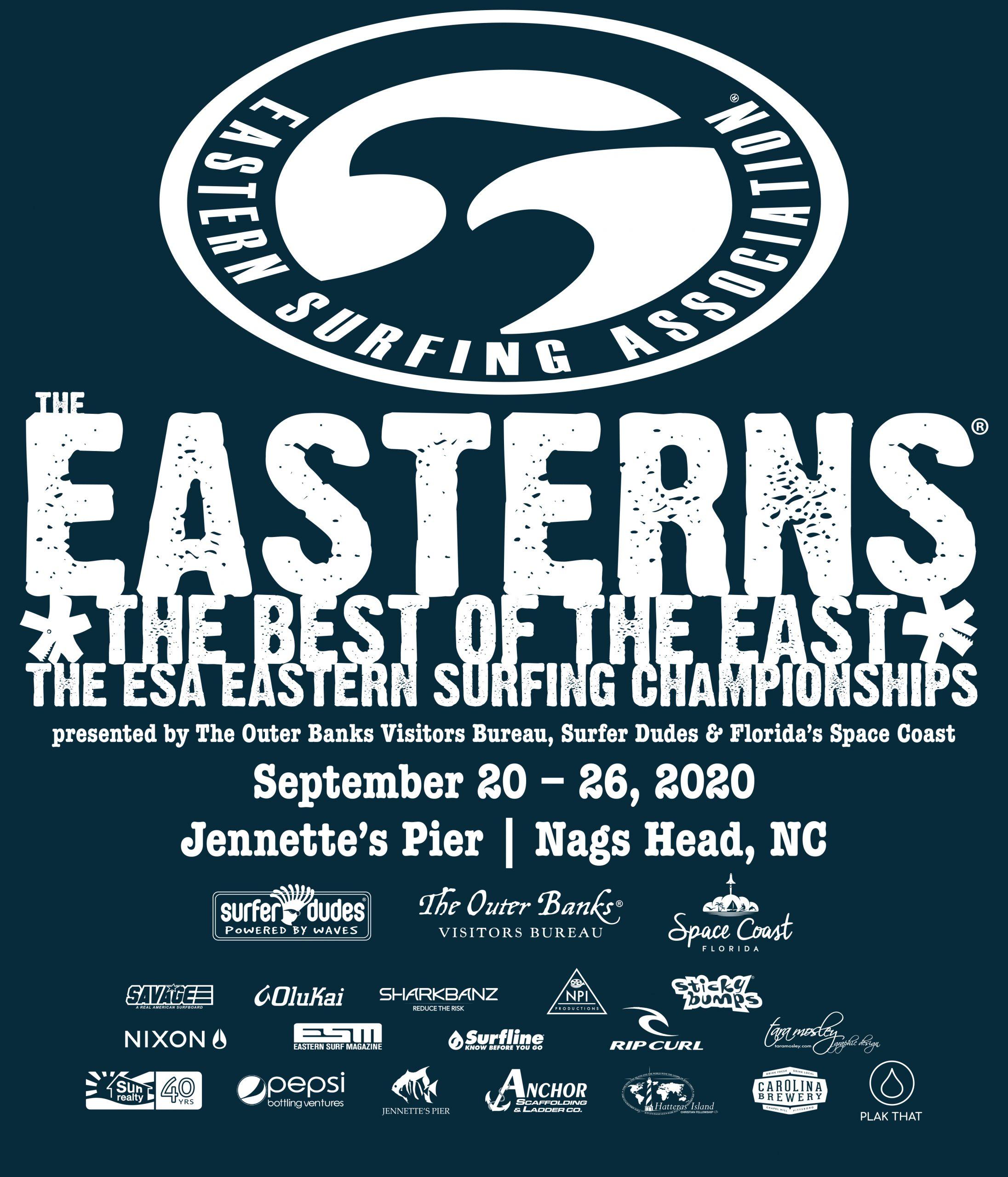 ESA Easterns Raffle Winners Announced
